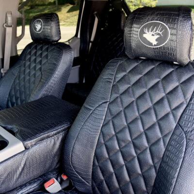 2018 Ford F150 Black Ostrich Diamond Midnight Croc