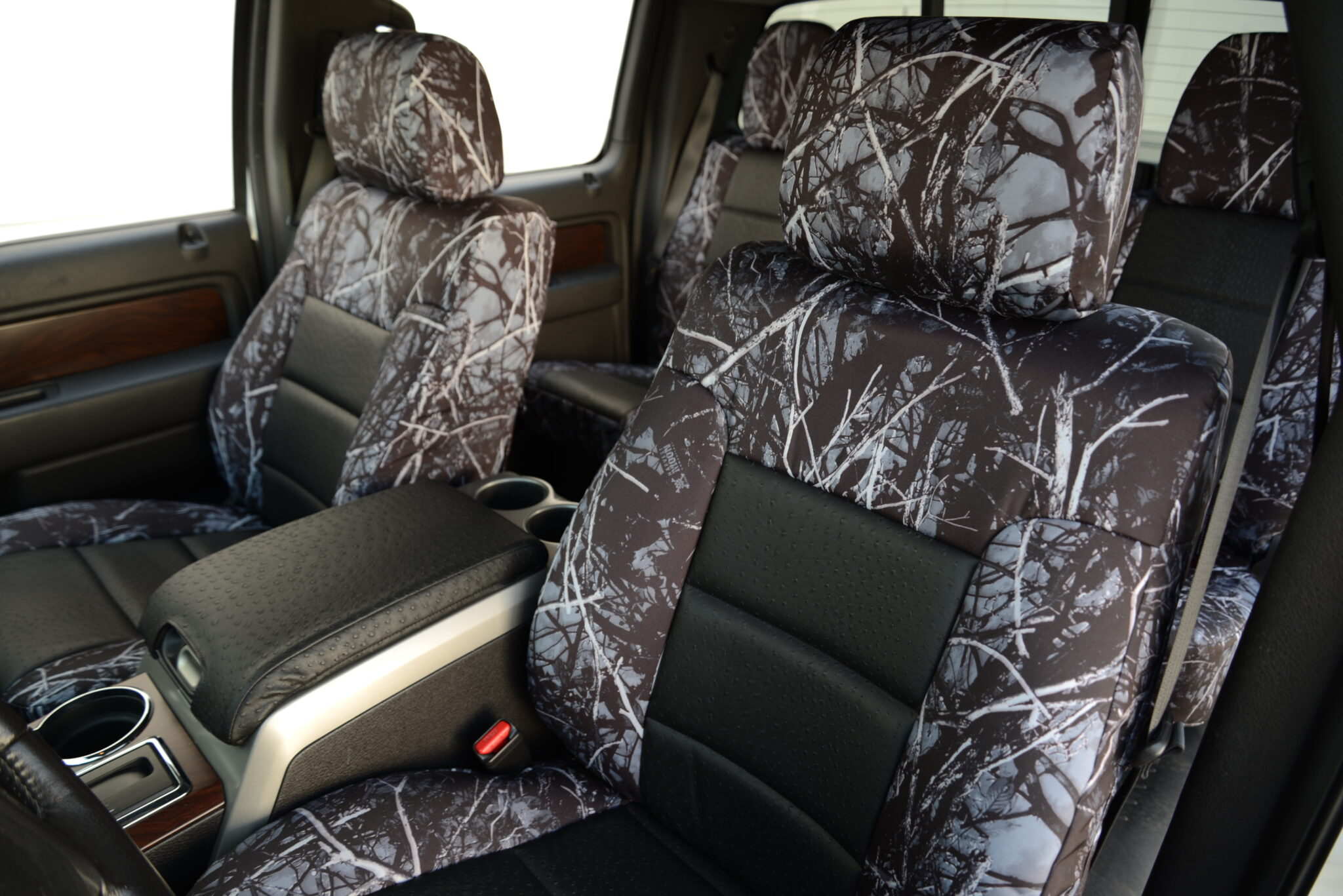 2014 Ford F150 Black Ostrich Sirphis Harvest Moon