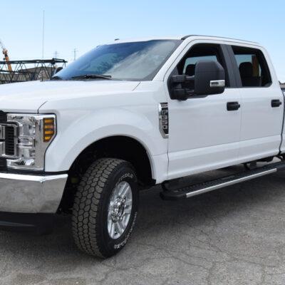 White Truck